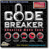 Code Breaker: Cheating Made Easy (Game Boy Advance)